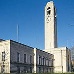 Swansea Guildhall Image