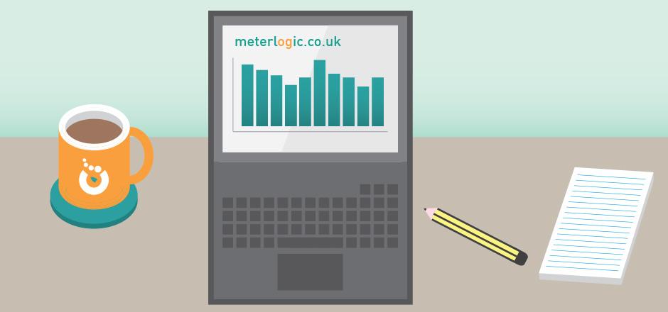 Meterlogic .:. Water Conservation .:. Save Water, Energy and Money .:. Products .:. Meterlogic Data Viewer .:. Meterlogic Data Viewer Image